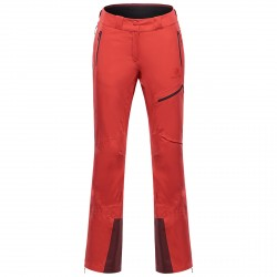 Mountaineering pants Black Yak Gore-Tex C-Knit Woman burgundy