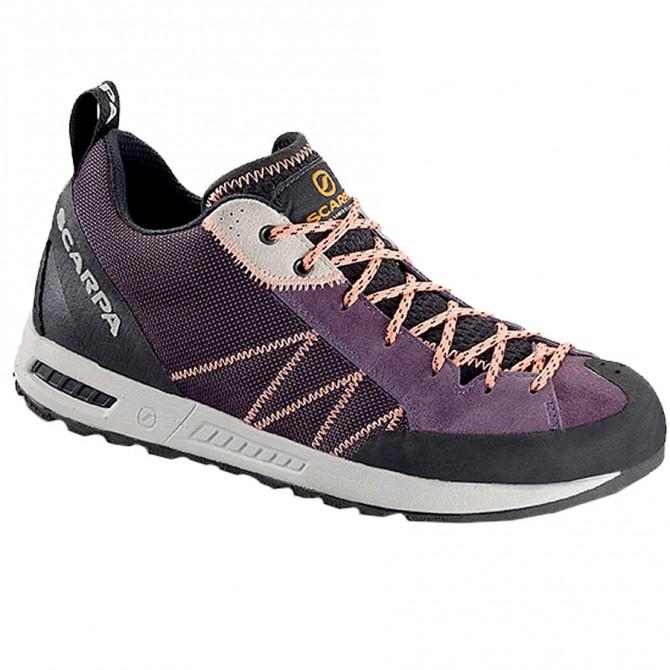 Chaussures trekking Scarpa Gecko Lite Femme violet