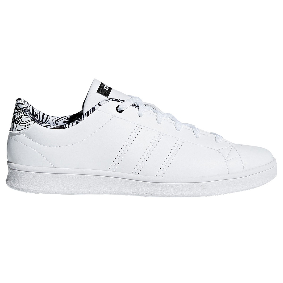 sneakers adidas advantage clean femme chaussures mode. Black Bedroom Furniture Sets. Home Design Ideas