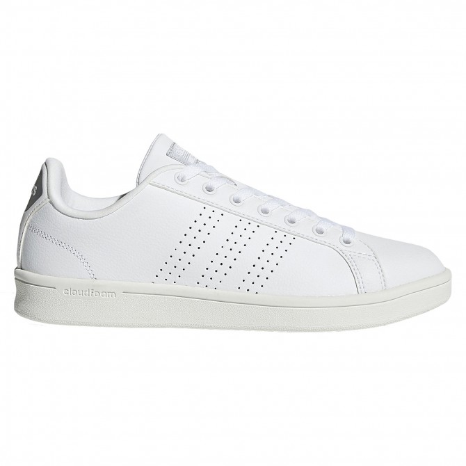 Donna Calzature Cloudfoam Advantage Moda Adidas Sneakers Clean wRqgIRP