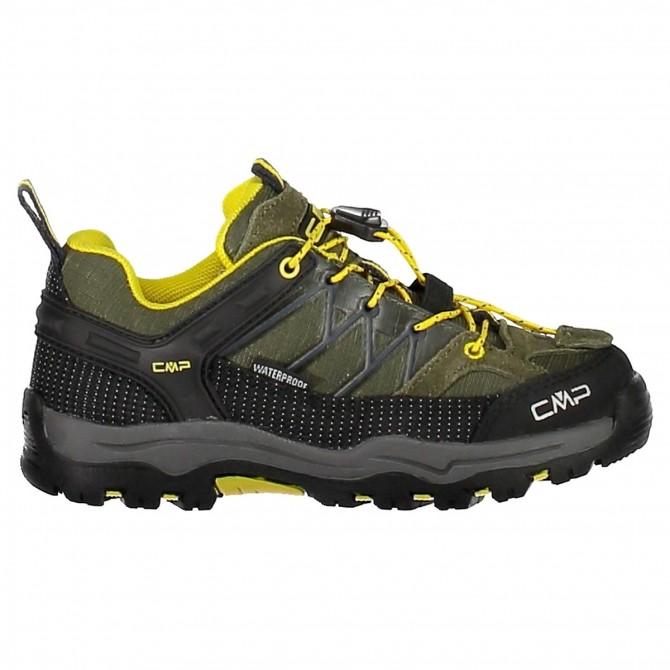 Chaussure trekking Cmp Rigel Low Junior vert