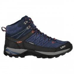Chaussure trekking Cmp Rigel Mid Homme bleu