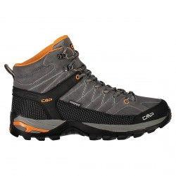 Zapato trekking Cmp Rigel Mid Hombre gris