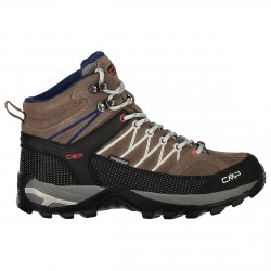 Trekking shoes Cmp Rigel Mid Woman brown