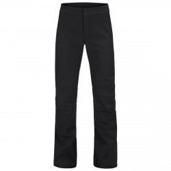Pantalon alpinisme Peak Performance Stretch Femme noir
