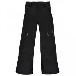 Pantalone sci Spyder Action Bambino nero