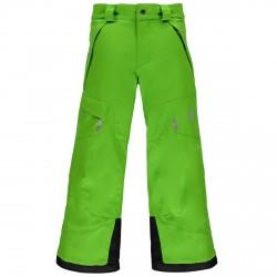 Pantalones esquí Spyder Action Chico verde