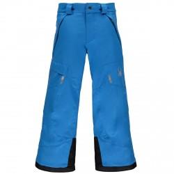 Pantalone sci Spyder Action Bambino turchese
