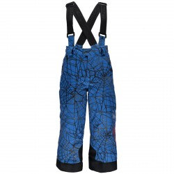 Pantalon ski Spyder Mini Marvel Propulsion Garçon royal