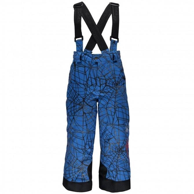 Pantalone sci Spyder Mini Marvel Propulsion Bambino royal