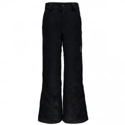 Pantalone sci Spyder Vixen Bambina nero