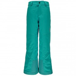 Pantalon ski Spyder Vixen Fille vert