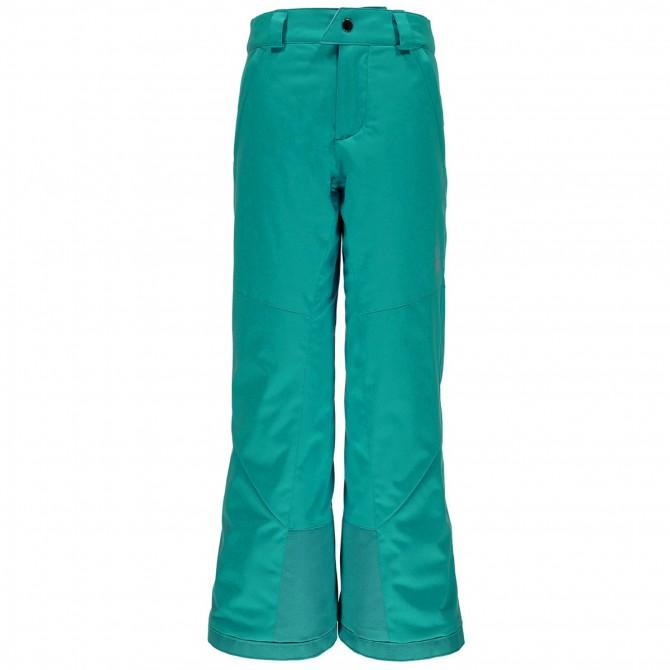 Pantalone sci Spyder Vixen Bambina verde