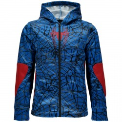 Sudadera Spyder Marvel Riot Chico royal