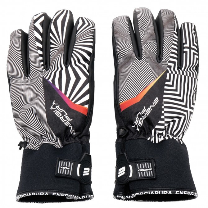 Ski gloves Energiapura Optical