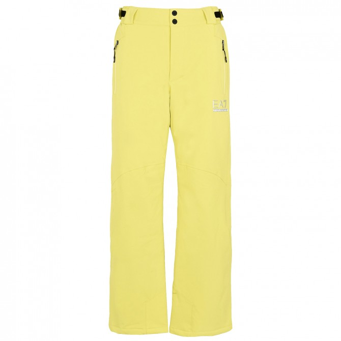 Ski pants Ea7 6YPP09 Man yellow