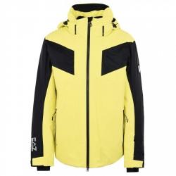 Ski jacket Ea7 6YPG05 Man yellow
