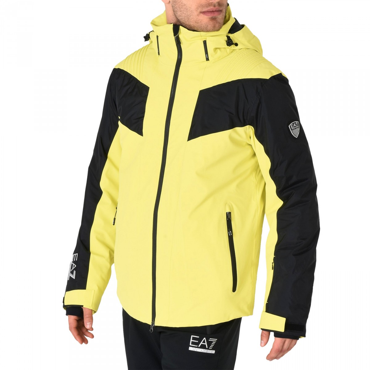 Gsou nieve camuflaje chaquetas de snowboard traje de esquí