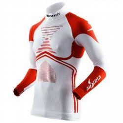 Jersey lingerie X-Bionic Energy Accumulator Evo Patriot Edition Homme Austria