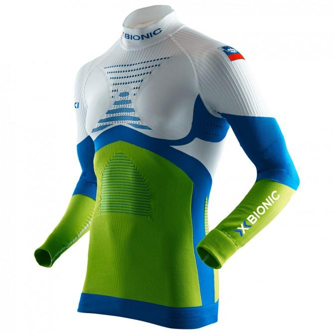 Underwear shirt X-Bionic Energy Accumulator Evo Patriot Edition Man Slovenia