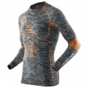 Jersey lingerie X-Bionic Energy Accumulator Evo Homme gris melange