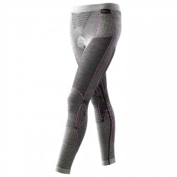 Legging X-Bionic Apani Merino Woman grey-pink
