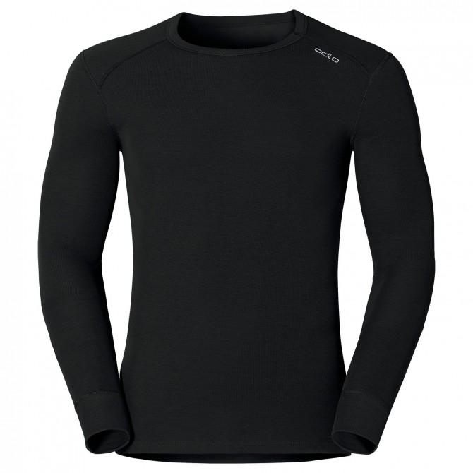 Jersey lingerie Odlo Warm Homme noir