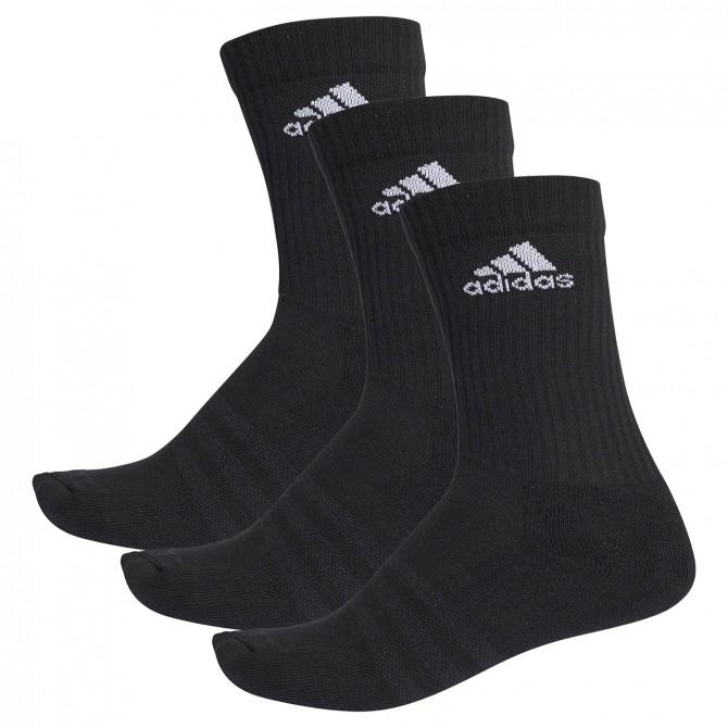 Calze Adidas 3-Stripes Performance nero