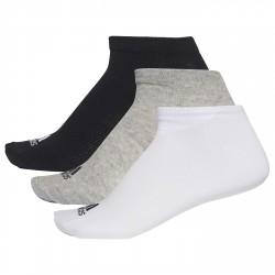 Calze Adidas Performance no-Show nero-grigio-bianco