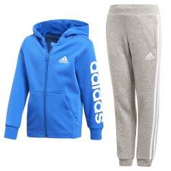 Tuta ginnastica Adidas Hojo Bambino royal-grigio