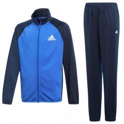 Tuta ginnastica Adidas Entry Bambino blu