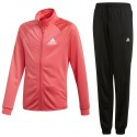 Chándal Adidas Entry Niña rosa-negro