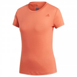 T-shirt Adidas Freelift Prime Woman orange