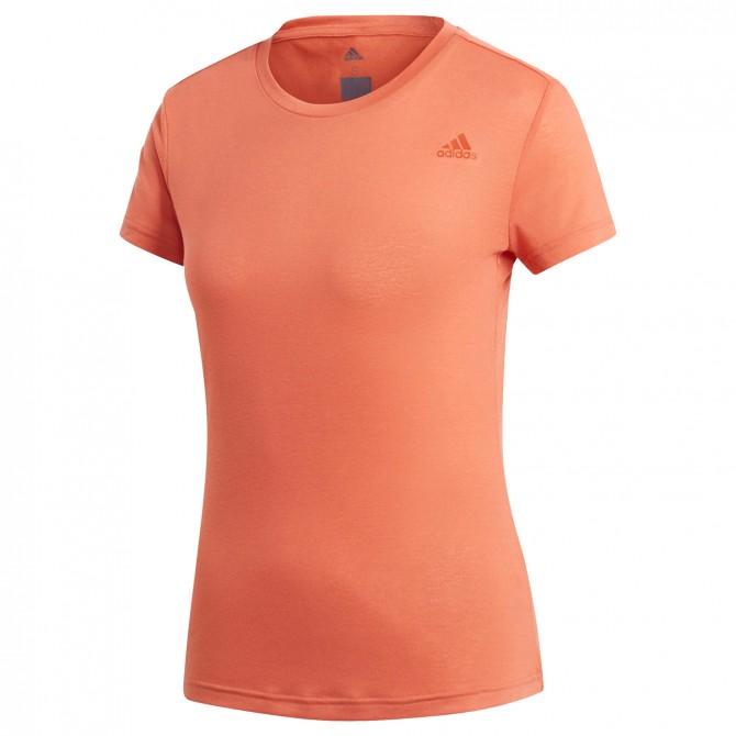 T-shirt Adidas Freelift Prime Donna arancione