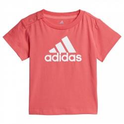 T-shirt Adidas Favorite Baby rosa