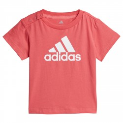 T-shirt Adidas Favorite Baby rose