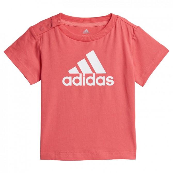 T-shirt Adidas Favorite Baby rose