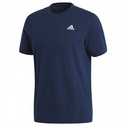 T-shirt Adidas Essentials Base Uomo blu