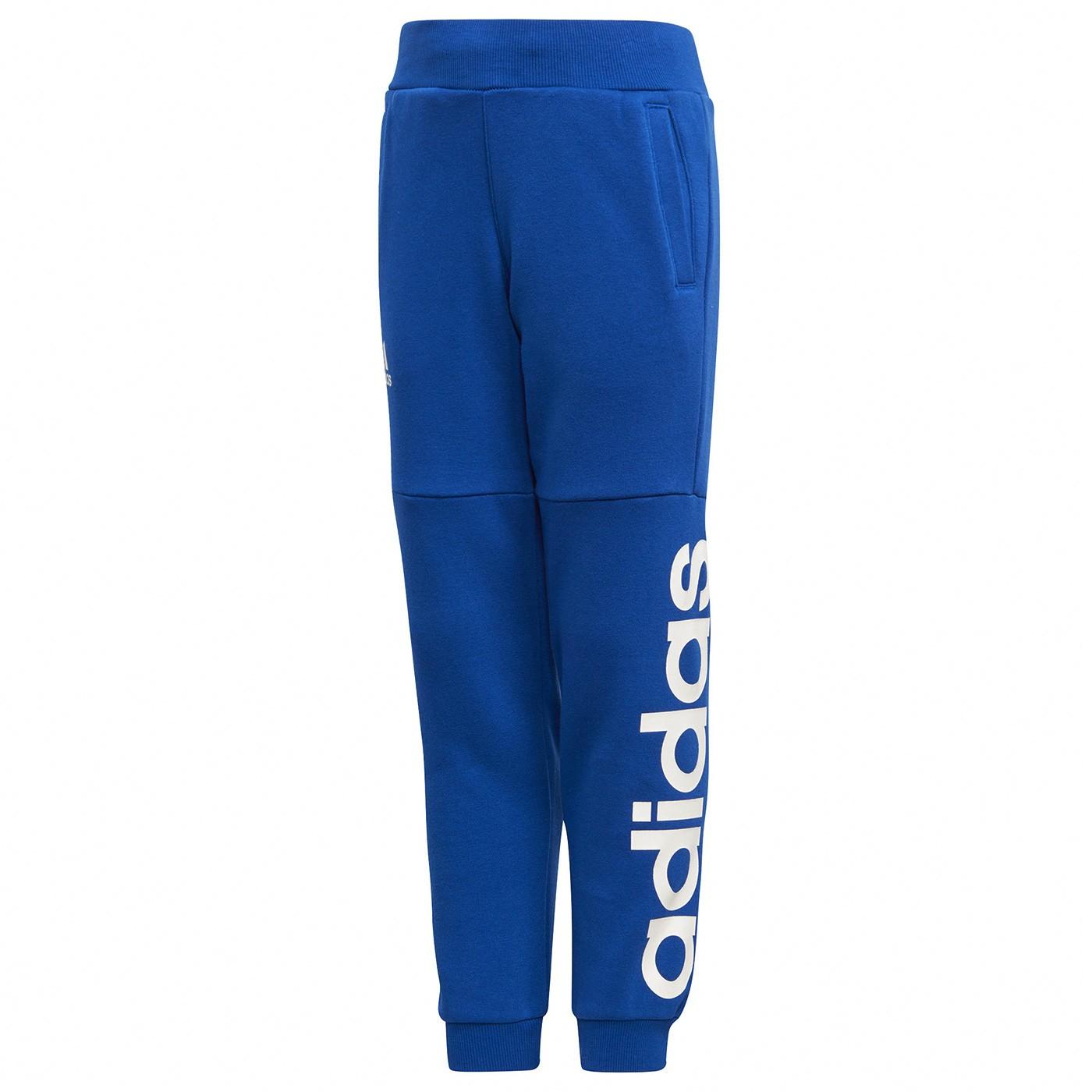 a20505759f597 Pantaloni tuta Adidas Linear Bambino - Abbigliamento fitness