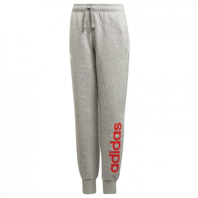 Training pants Adidas Essentials Linear Girl - Fitness clothing f9fd31f8d02