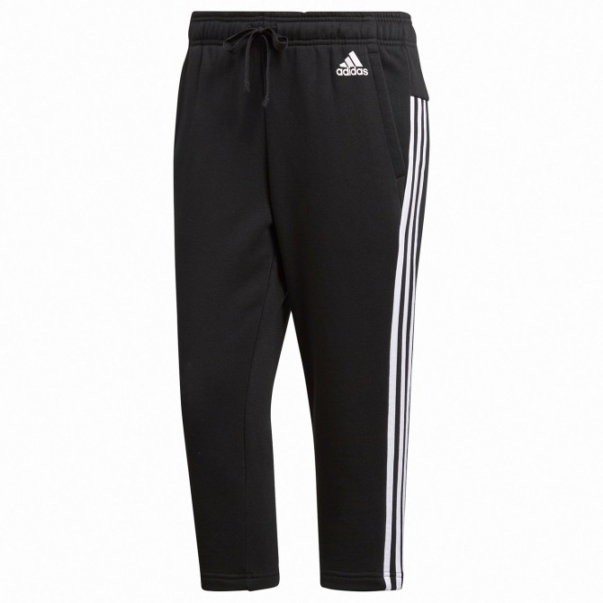 Pantaloni tuta Adidas Essentials 3-Stripes Donna-Abbigliamento fitness