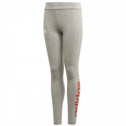 Leggings Adidas Essentials Linear Bambina grigio