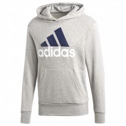 Sudadera Adidas Essentials Linear Hombre gris