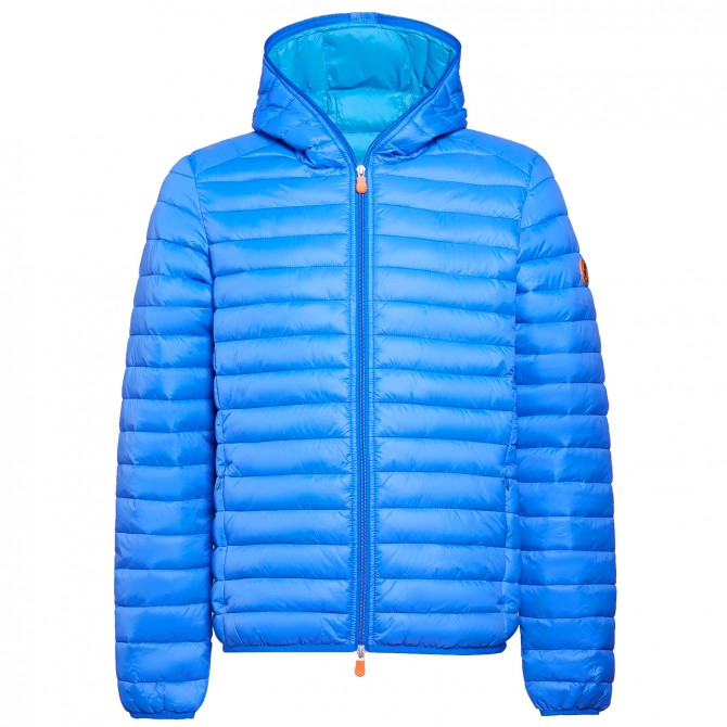 Down jacket Save the Duck D3065M-GIGA6 Man royal