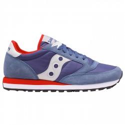 Sneakers Saucony Jazz Original Homme bleu-rouge