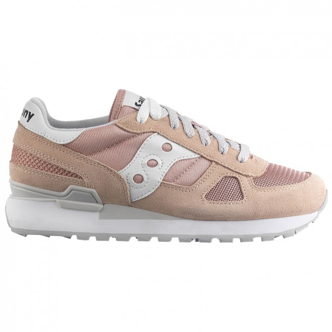 Sneakers Saucony Shadow O' Femme rose