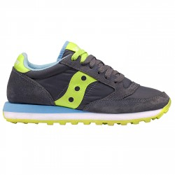 Sneakers Saucony Jazz Original Woman grey-green