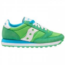 Sneakers Saucony Jazz Original Donna verde-azzurro