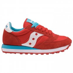 Sneakers Saucony Jazz Original Femme rouge