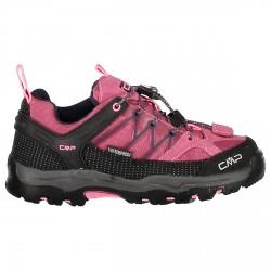 Chaussure trekking Cmp Rigel Low Femme fuchsia